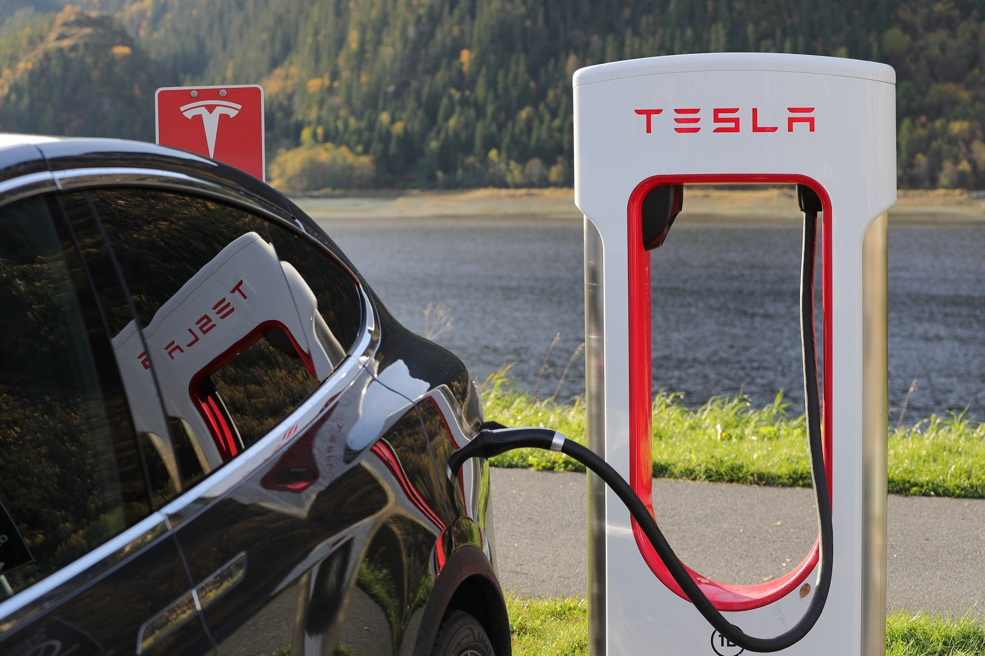 Vehículo Tesla