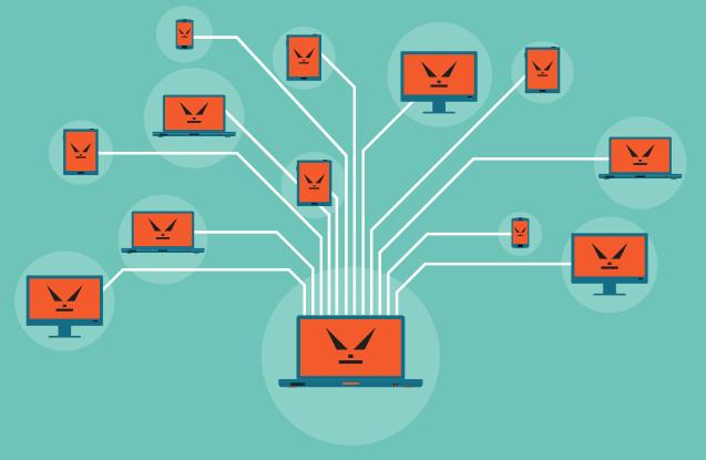 ¿Qué es un Botnet en Informática y cómo funciona? - Hubler